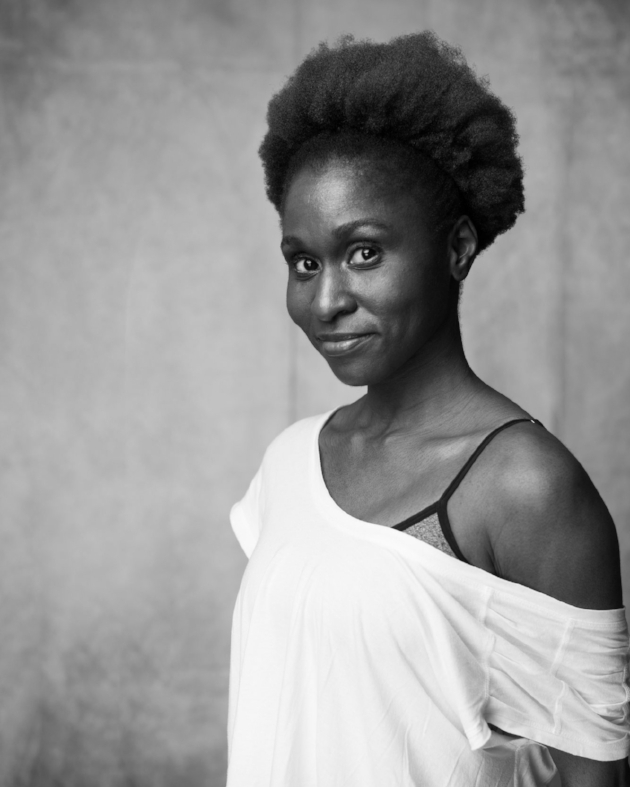 ELIZABETH IDOWU    MODERN DANCE & ACTING SPECIALIST