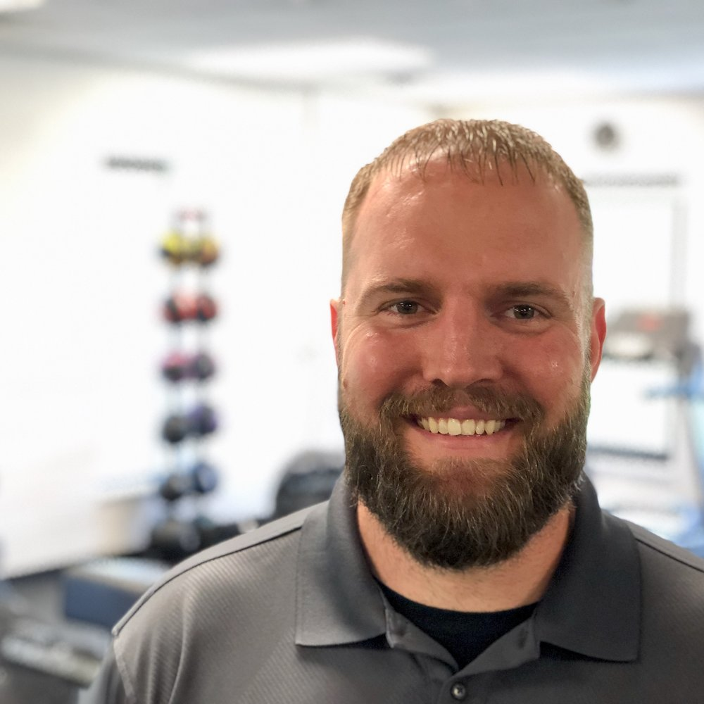 Jay Morton - Trainer BioI have been a certified personal trainer and sports medicine professional for the past 17 years, and have trained more than 20,000 sessions during that time. I have a Bachelor's degree in Athletic training from kansas wesleyan university and a master's degree in kinesiology from the university of texas at tyler. i have extensive experience in rehabilitation and corrective exercise, including the areas of cardiac rehab and spinal rehab. I am also a stage 4 lymphoma conqueror and have personal experience in returning to activity after treatment. I am a former collegiate basketball player and NAIA all-american in both the shot put and discus.Other credentials:-Nata boc-atc-Nasm Performance enhancement specialist-Nasm corrective exercise specialist-Nasm sports fitness specialist-Advisory board member for wellspring school of allied health-Kansas wesleyan athletic hall of fame inductee 2017- basketball