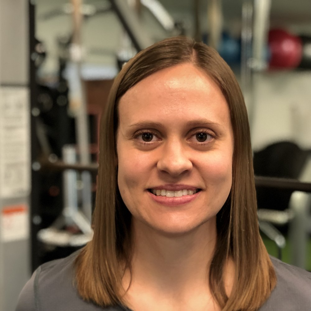 Rachael Hinrichs - Rachael has been a certified personal trainer since 2014. She received her bachelor's degree in biology from Concordia College in Moorhead, MN and her medical degree (D.O.) from Des Moines University in Des Moines, IA. She was also a collegiate hockey player and high school pole vault state qualifier and placer.Rachael decided to switch gears during her medical residency training at KU Medical Center to pursue a career in the health and fitness industry as a personal trainer. While in medicine, she witnessed many disease processes that could have been lessened or even prevented by diet and exercise. Rachael believes that regular physical activity and healthy eating habits are essential to improving all aspects of our lives. Her emphasis is on functional training so everyday tasks can be performed with less effort, more energy, and improved strength. Her goal is help others live a happy life, reach their full potential, and to make exercise not an end-point but a lifestyle.Education- American Council on Exercise (ACE) certified personal trainer- ACE-senior fitness specialist- Doctor of Osteopathic Medicine, Des Moines University, Des Moines, IA – 2013- Bachelor of Arts, Biology Major, Concordia College, Moorhead, MN - 2008