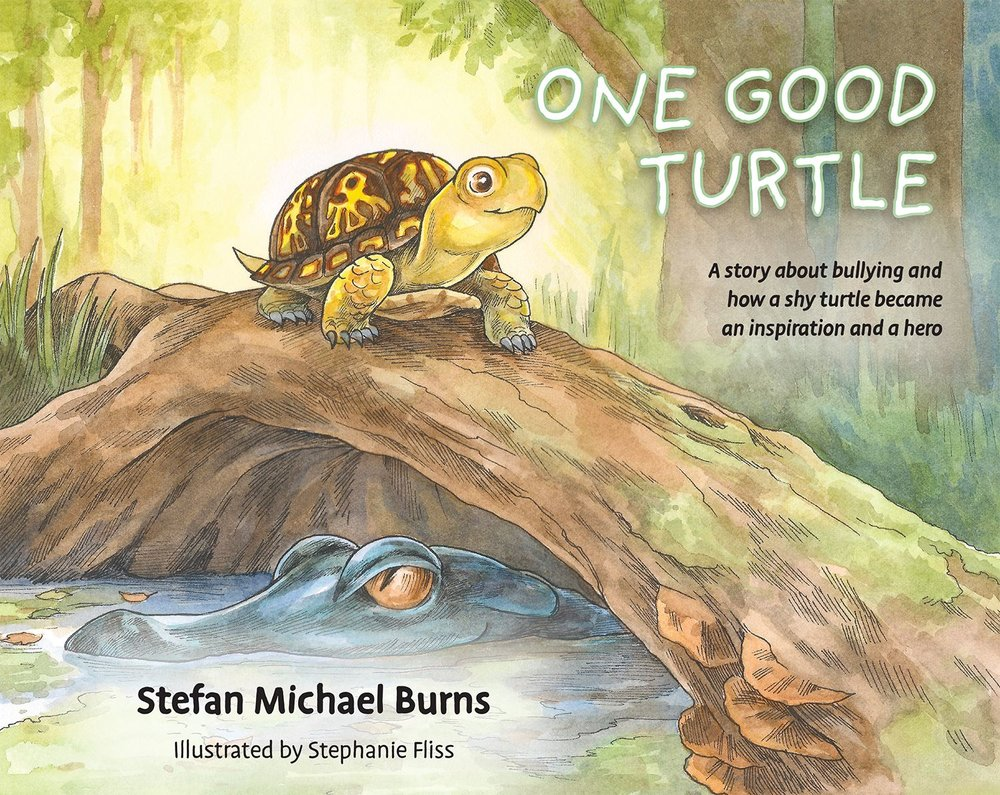 One Good Turtle cover