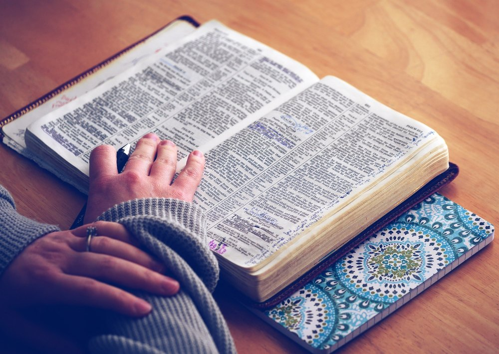 We offer Monday Morning Bible Study Classes at Little River.