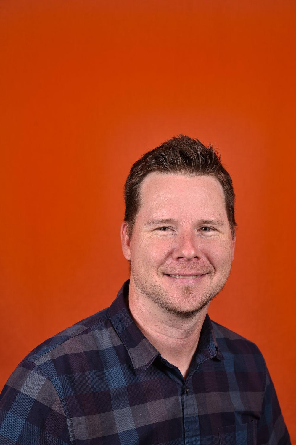 Kevin Gallemore    Community Pastor
