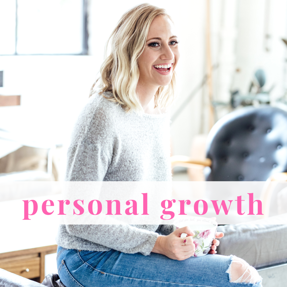personal growth.: