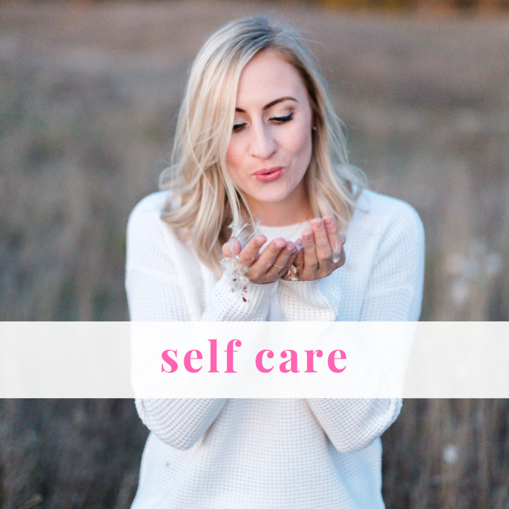 self care.: