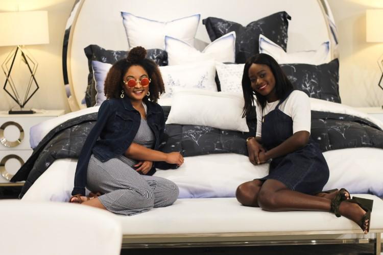 Whitney Maven and Ifeoluwa from Ife's StyleRoom