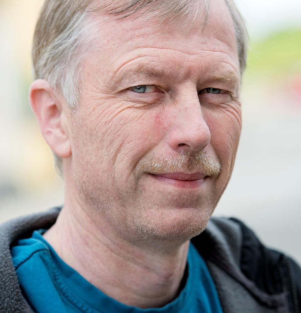 Bjarne Kræmer Centerleder -