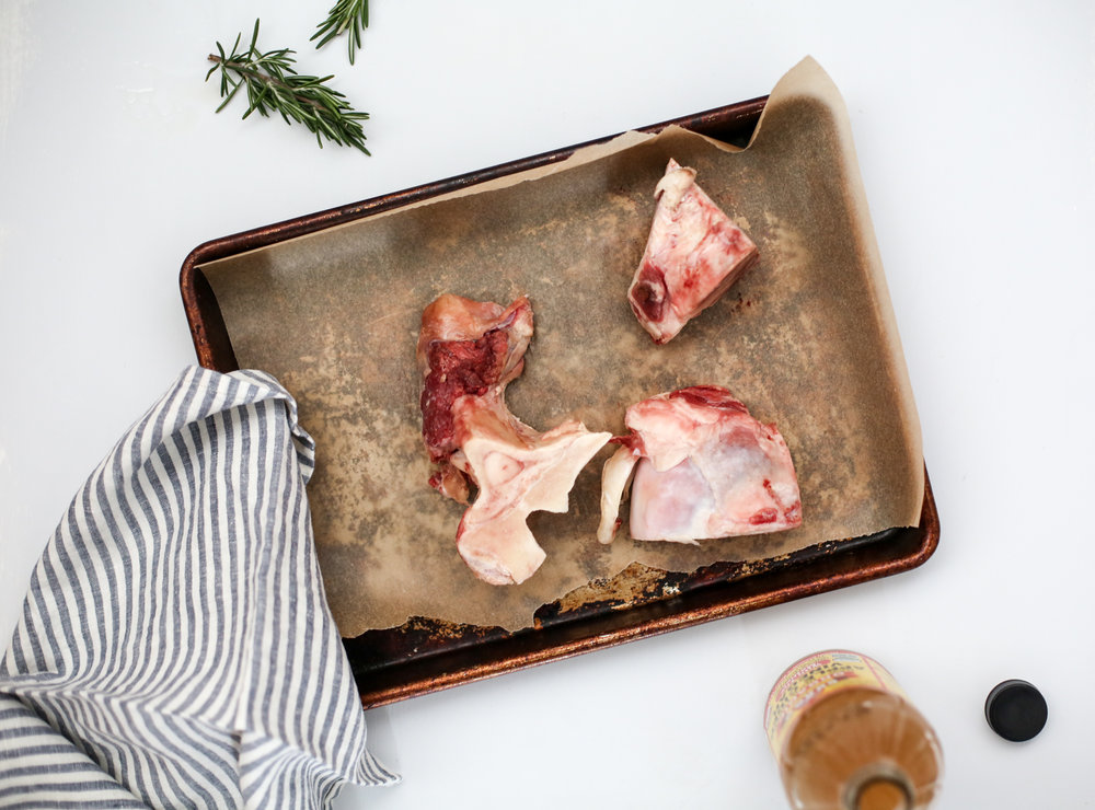 Stock vs. Bone Broth, what's the difference? - Let's break it down.