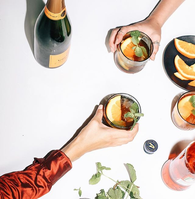 Cheers to the weekend 🥂 photo via @_samhillman