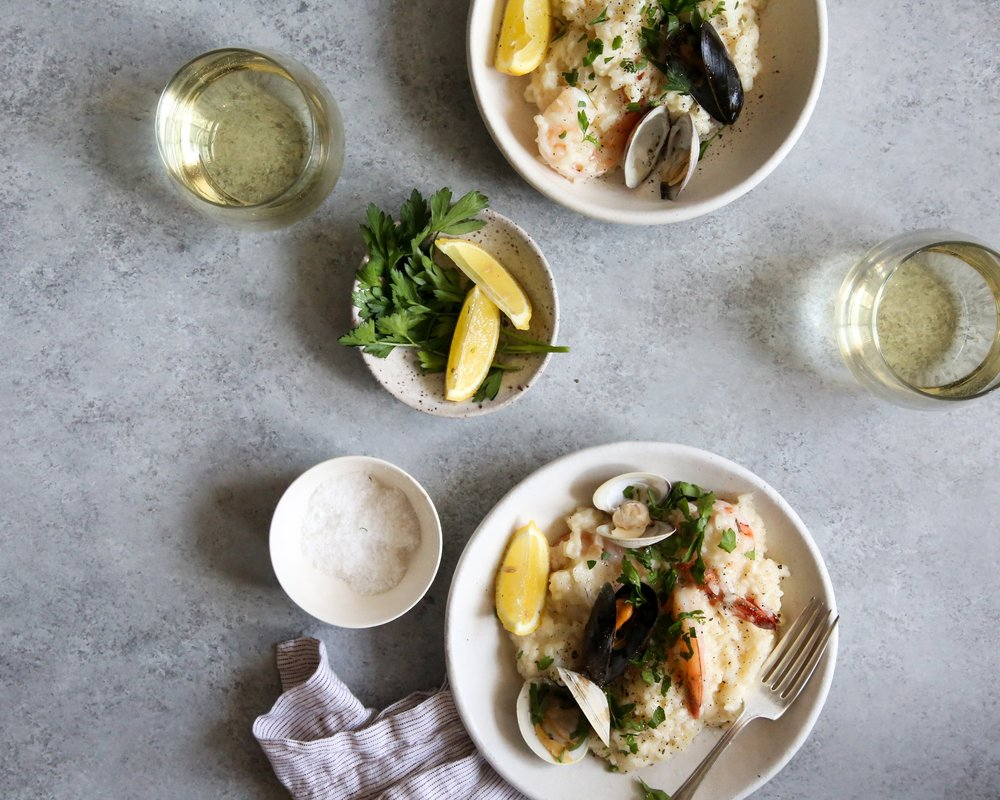 Crab Stock - Elevate your seafood dishes.