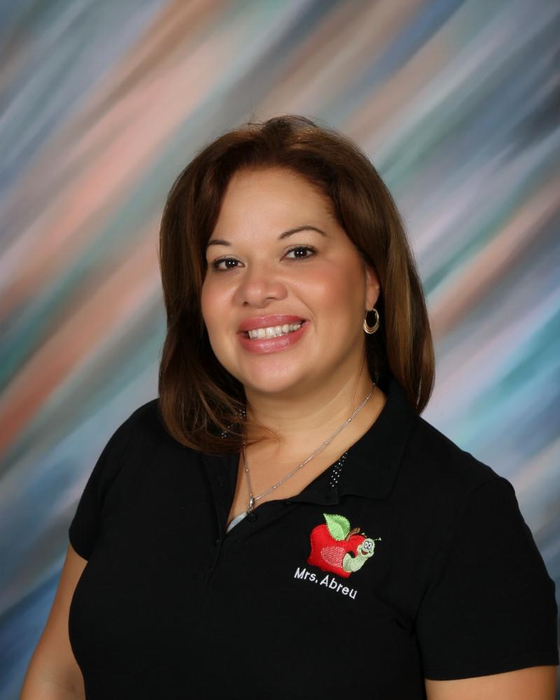 Janina Abreu - 3rd Grade Teacher