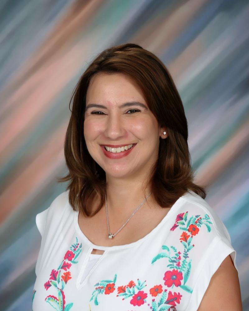 Lida Menendez - 3rd Grade Teacher