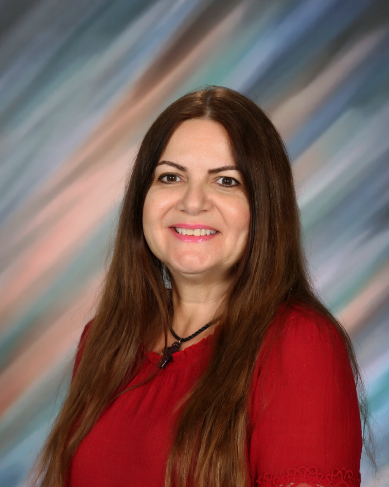 Isabel Gonzalez - Principal's Secretary
