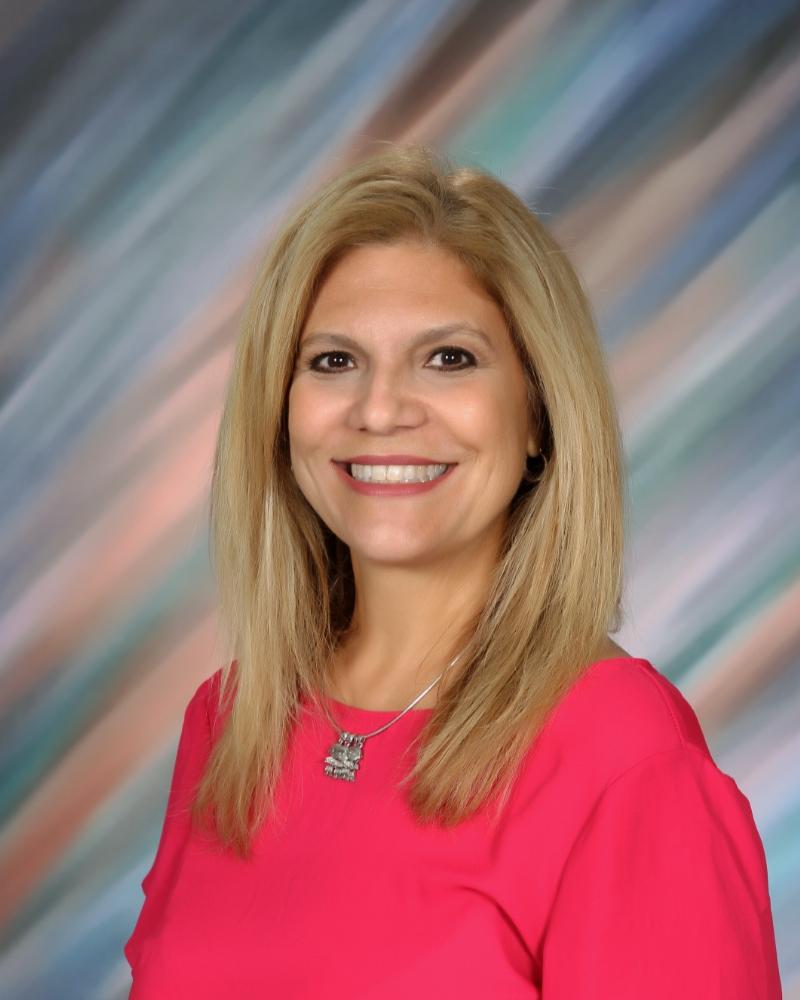 Lucrecia Enriquez - SPED Teacher