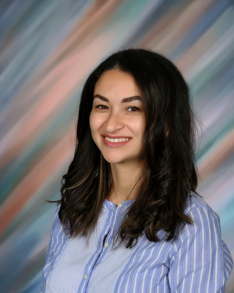 Jennifer Milian - Art Teacher