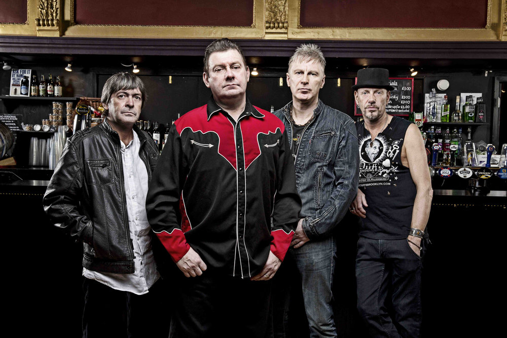 Stiff Little Fingers return to Australia the month.