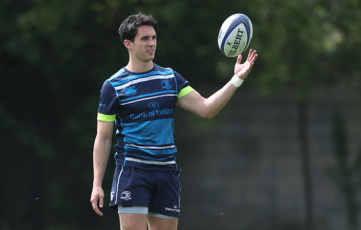 Joey Carbery will start at No 10 in the first test against the Wallabies on Saturday.