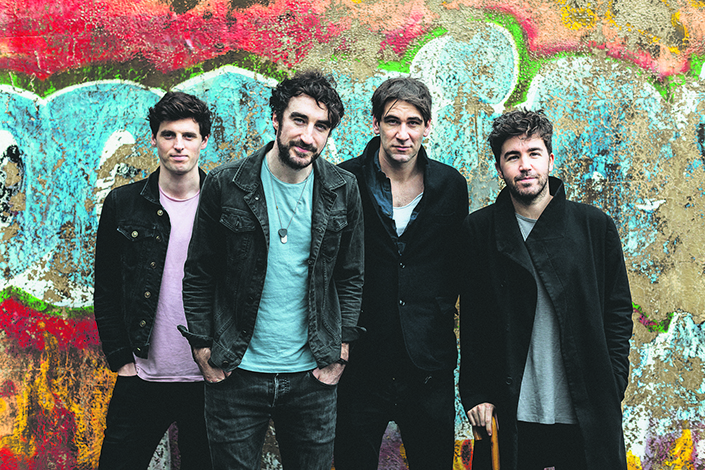 The Coronas are heading back to Australia for a whistle-stop tour.