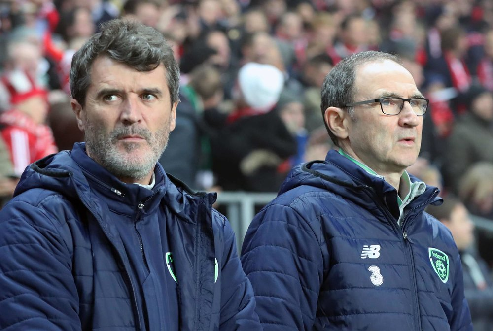 Roy Keane also leaves his job as assistant manager to Martin O'Neill.