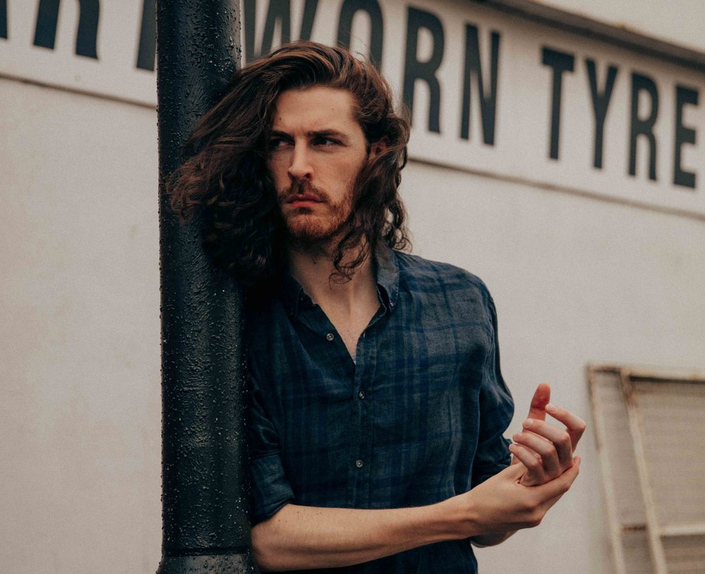 Hozier plays the East Coast Blues and Roots Festival.