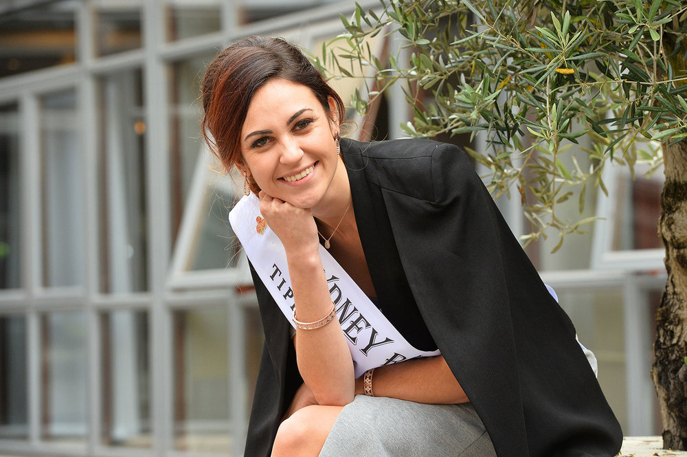 Brianna Parkins, the 2016 Sydney Rose Of Tralee, says she had to fight off drunken pests on a night out in Kilkenny.