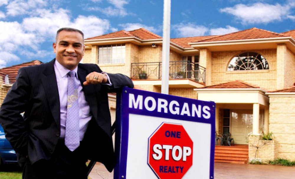 Sid Morgan, a Sydney real estate agent, is recovering from gunshot injuries following an attack in Melbourne last week.