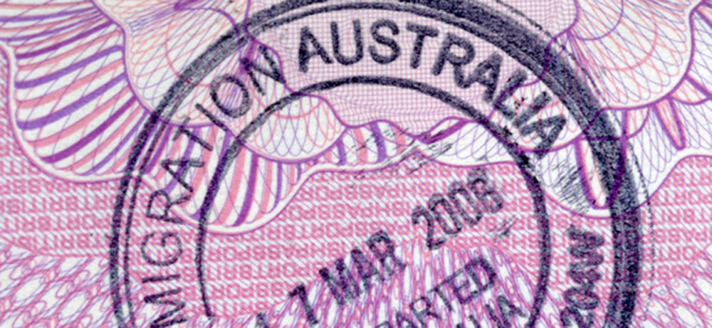John McQuaid answers your visa questions.
