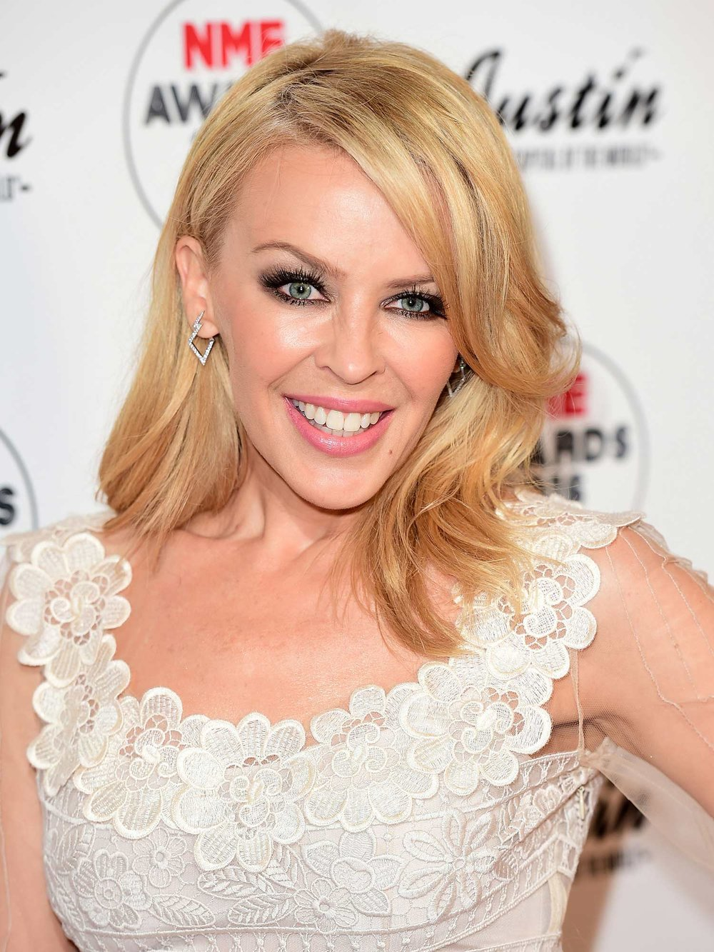 Kylie Minogue got fanmail from the Taoiseach.