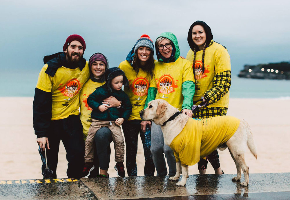 Darkness Into Light walks will take place in Sydney, Melbourne, Perth, Brisbane, Adelaide, Gold Coast and Darwin on May 11.