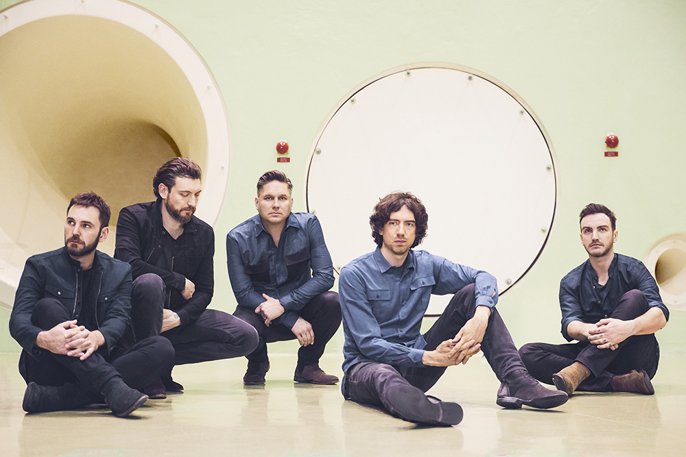 Snow Patrol return to Australia in August for an acoustic tour.