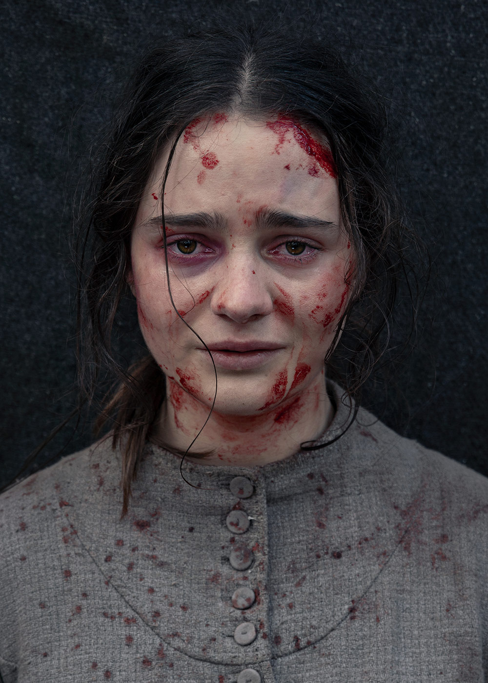 Dubliner Aisling Franciosi in The Nightingale.