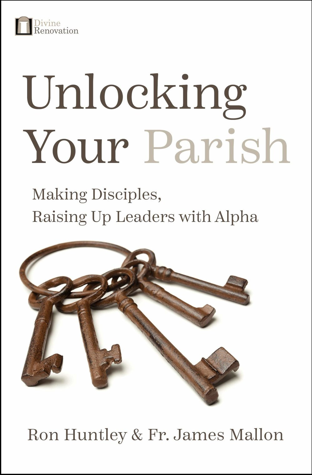 Unlocking Your Parish - Can Catholic parishes become communities of missionary disciples that bear lasting fruit? If so, what does it take to move them in that direction?Through his years as pastor of Saint Benedict Parish in Halifax, Canada, Fr. James Mallon discovered that the answer to the first question was a resounding yes! Tailored for Catholics, Alpha played a key role in the transformation of the parish he pastored.Unlocking Your Parish: Making Disciples, Raising Up Leaders with Alpha aims to provide insight into what Alpha can do to help any Catholic parish become a vibrant, mission-focused community.