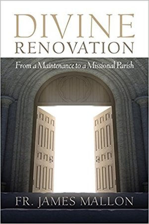 Divine Renovation - Highly acclaimed for his work with parish renewal and the New Evangelization, Fr. James Mallon shares with us the many ways for bringing our parishes to life. Through humorous and colourful stories, Mallon challenges us to rethink our models of parish life, from membership-based communities to assemblies of disciples of Jesus who proclaim and share the good news with all peoples.Accessible and engaging, Divine Renovation turns to the Church's many writings on evangelization and mission so as to articulate practical ways for injecting new life into our parishes. Pastors and parish ministers will be inspired by this book and turn to it for many years to come.This book is available in: English, French, German, Spanish, Czech, and Italian.