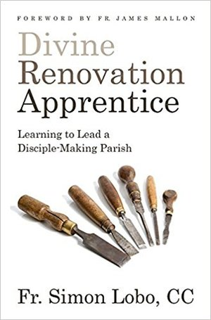 Divine Renovation Apprentice - Transforming a parish is challenging, demanding, and sometimes messy work. Divine Renovation Apprentice, Fr. Simon Lobo breaks open his experience as an associate pastor working on the renewal of St. Benedict Parish in Halifax, Nova Scotia, the birthplace of Divine Renovation.With honesty, humility, and great clarity, Fr. Simon offers his personal reflections on the actual process of renovation with practical wisdom critical to anyone who wants to see their parish experience new life. More than simply a biographical account of the change at St. Benedict, this book contains insights on how to Change Culture, Build a Game Plan, and Develop Leaders for lasting parish change.