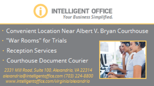 Special thanks to Intelligent Office for providing a monthly meeting space for FBA-NOVA.