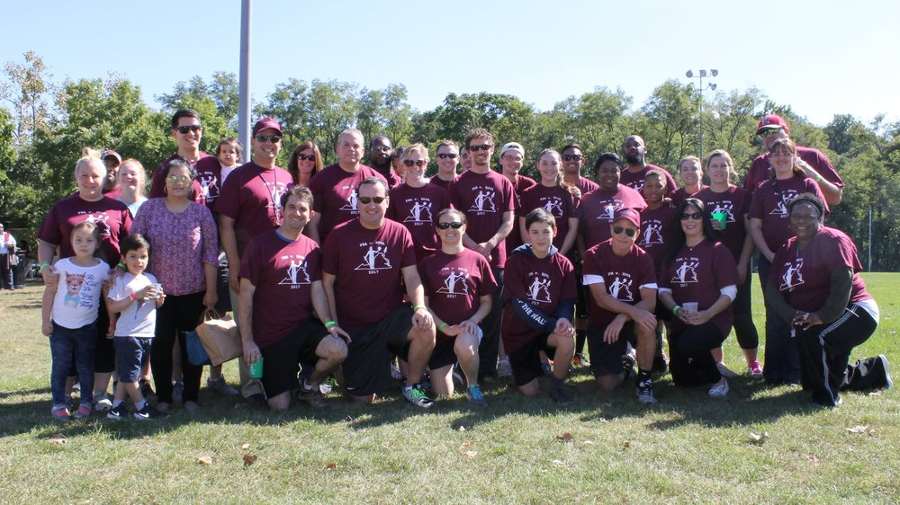 2017 Kickball Champions:  EDVA Courthouse Team, led to victory by Honorable Coaches Nachmanoff and O'Grady