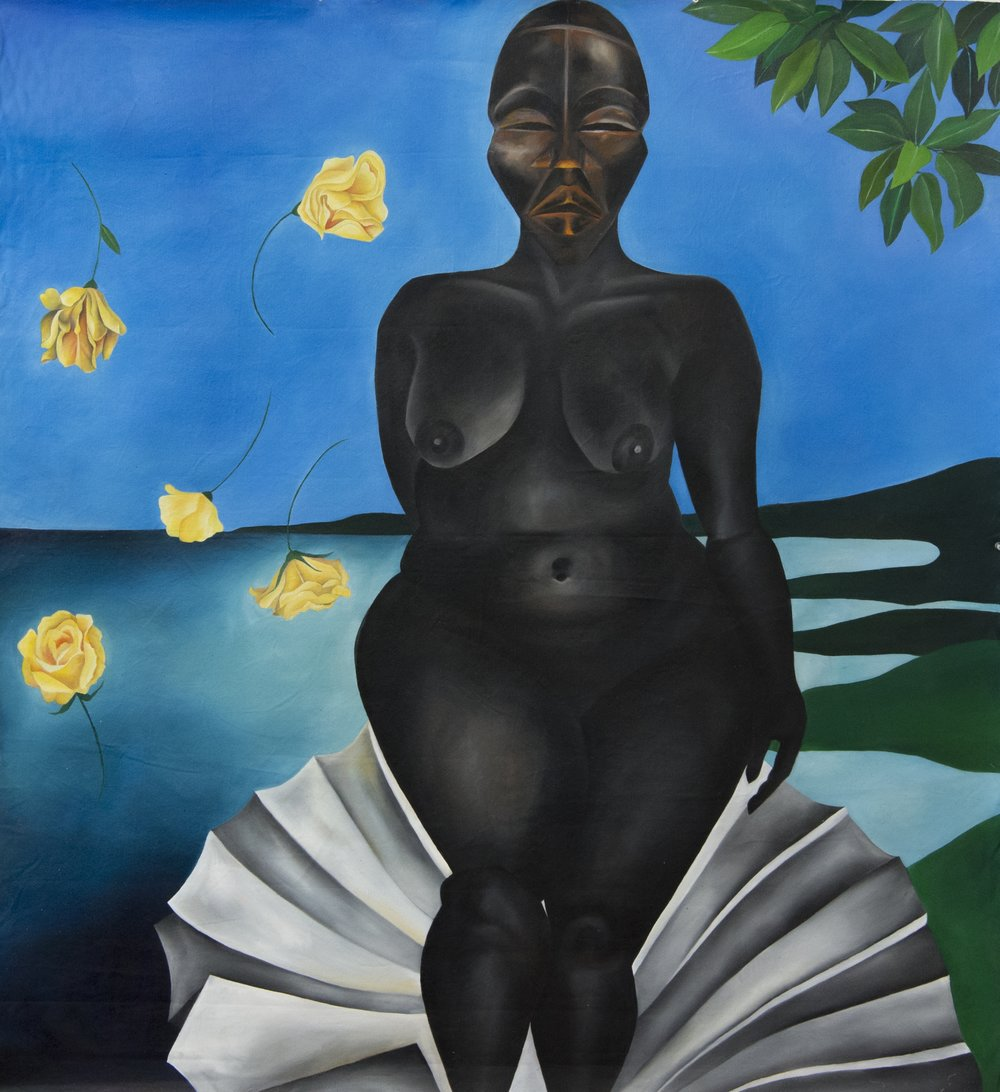 Mahari Chabwera – Birth of Oshun – $12,000