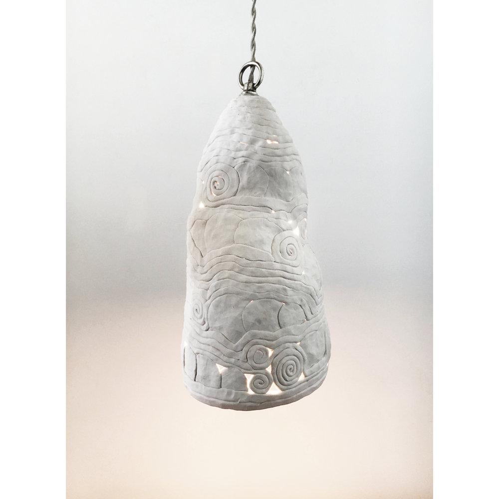 Porcelain Pendant Lamp