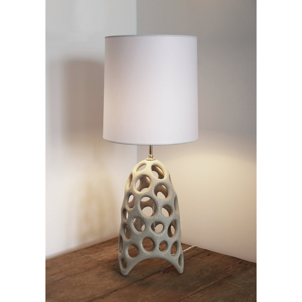 Cellular Lamp Base
