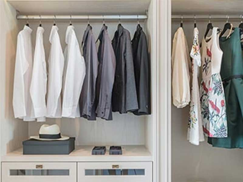 Closet Organization Solutions -