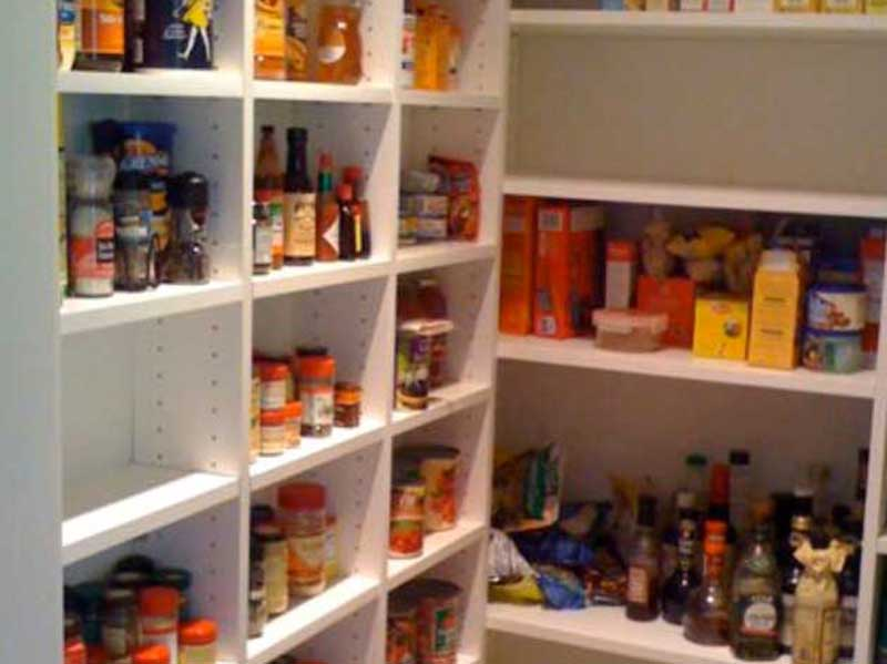 Custom Pantry Solutions -
