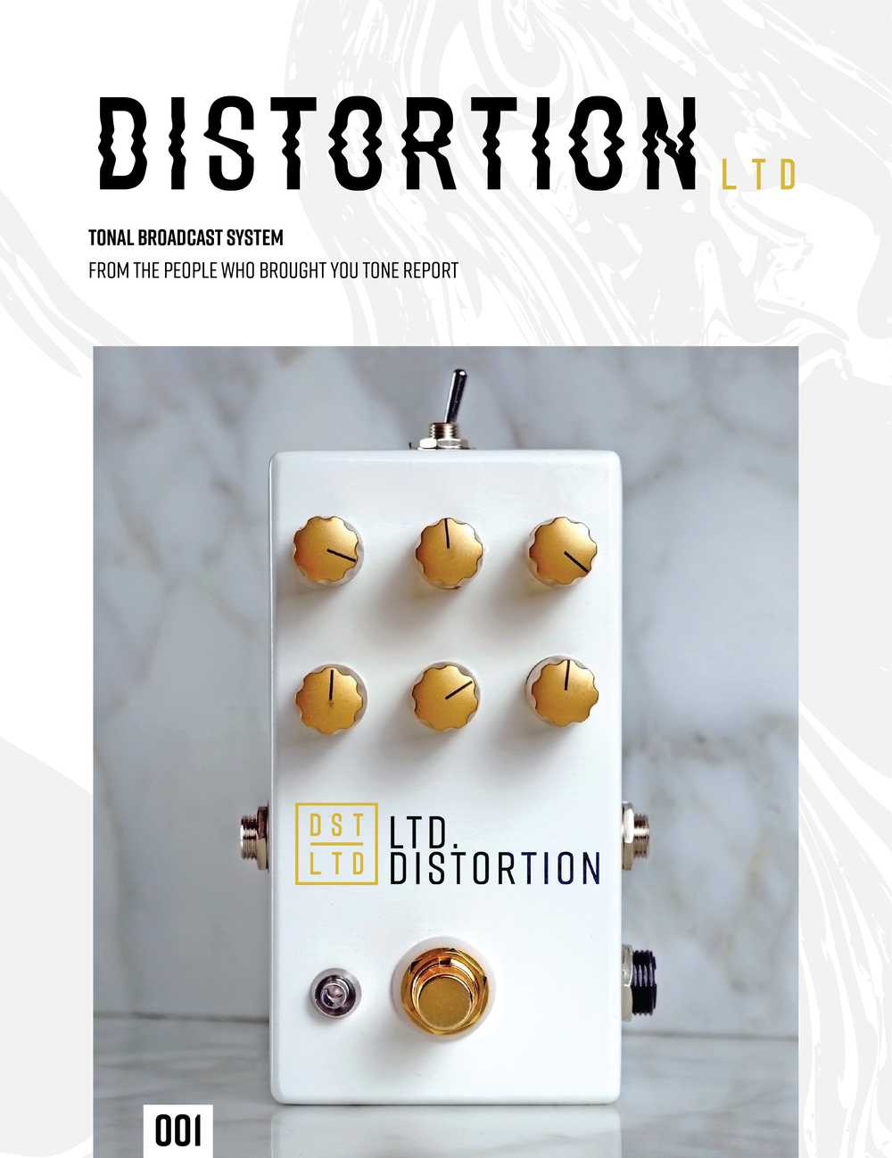 Issue 001 -