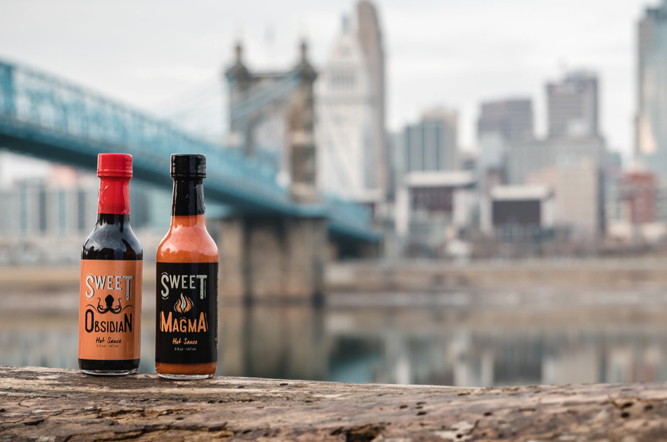 SWEET MAGMA HOT SAUCE - Sweet Magma is a sauce made for people who love good food. Goes great on almost anything, including Chinese, Chicken, and Chipotle!
