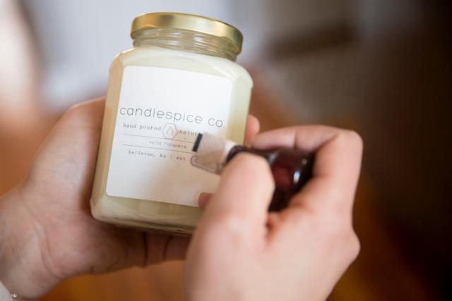 Candlespice Co WestSide Market Cincy