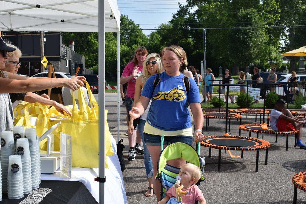 WestSide Market Cincinnati Volunteer