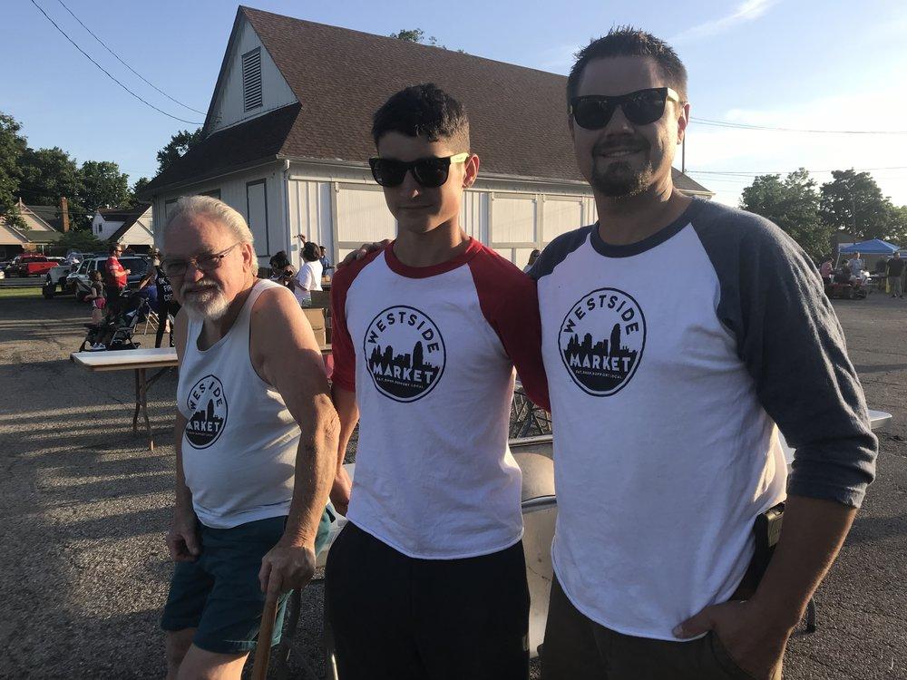 WestSide Market Cincinnati Volunteers