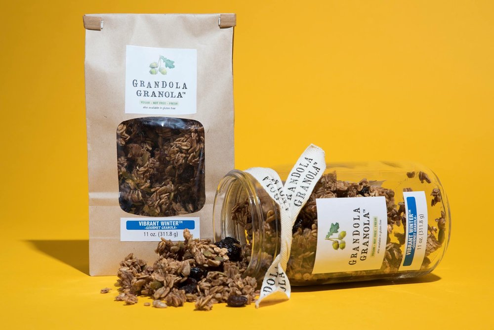 CLICK HERE TO LEARN MORE - Grandola Granola