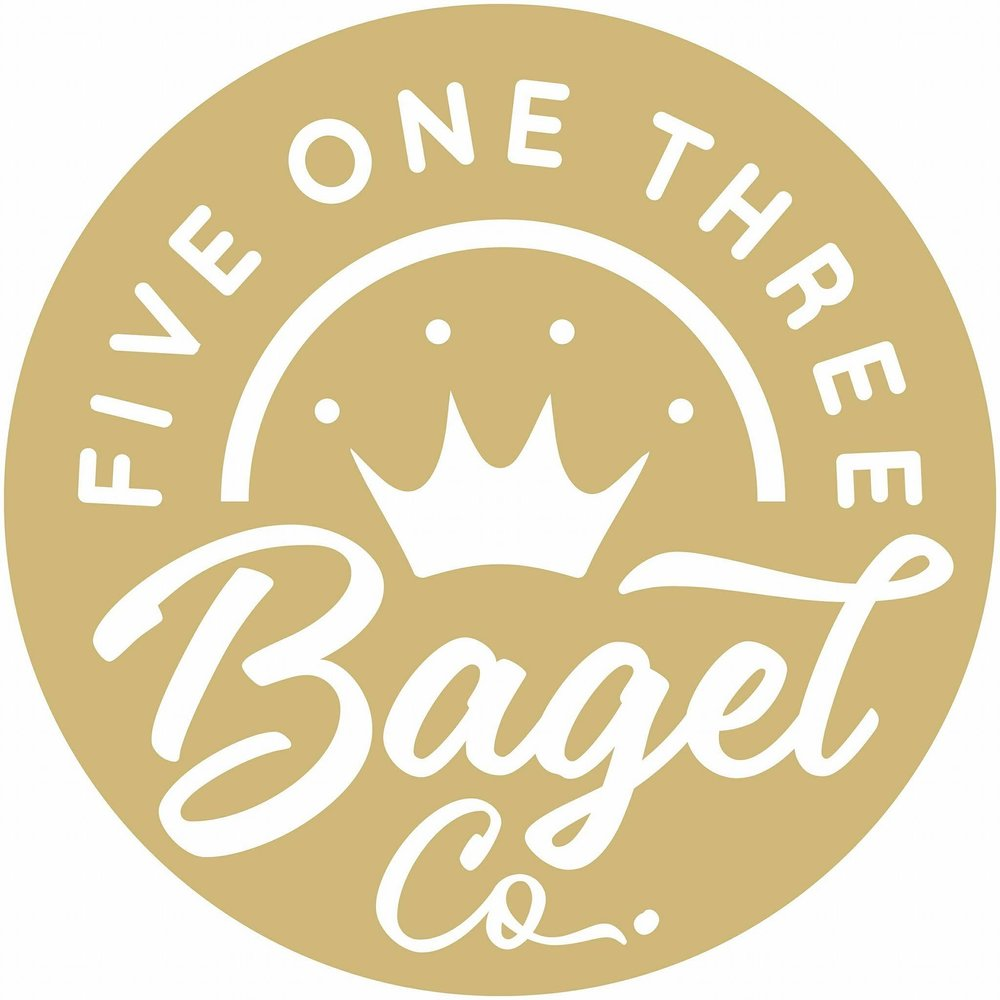 FIVE ONE THREE BAGEL - We are a start-up bagel company operating out of food business incubator, Findlay Kitchen. We offer Classic & Specialty Bagel flavors and cream cheese.