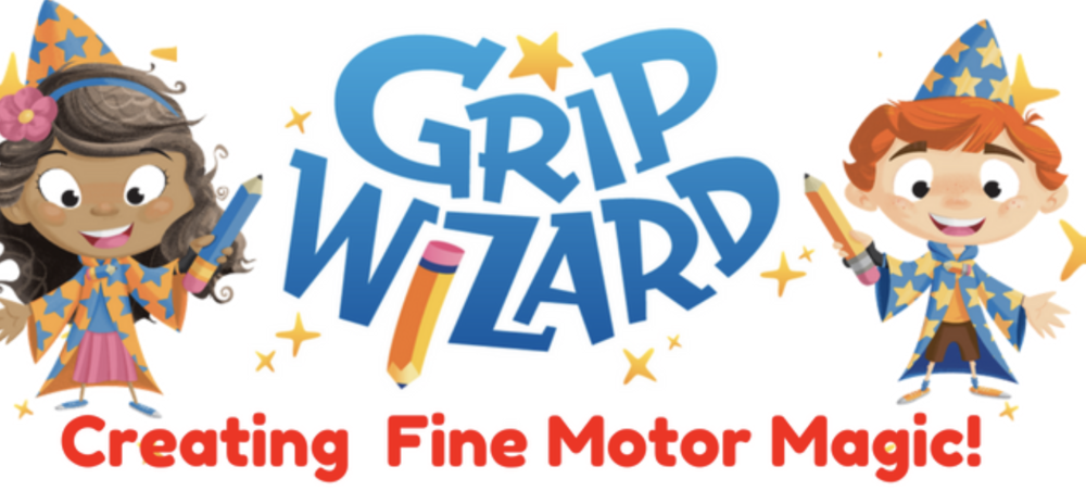 GRIP WIZARD - Grip Wizard, The Fine Motor Magic Glove is a kid invented solution to pencil grip, handwriting, and fine motor skill struggles for children ages 3-12.