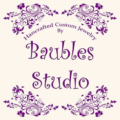 BAUBLES STUDIO  - Hand Crafted Custom Jewelry.We are a mother and daughter design team and we're combining our creative energy to bring you unique jewelry creations.
