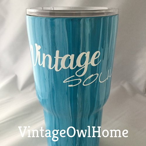 VINTAGE OWL HOME - Creative and unique pieces just for you! Tumblers, t's and more. I can customize pieces to fit your needs. Feel free to message me!